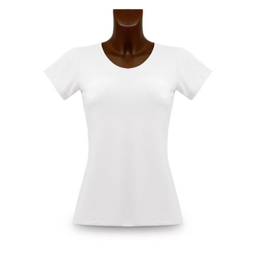 Női Karcsúsított Póló